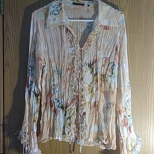 Boho Blouse Large